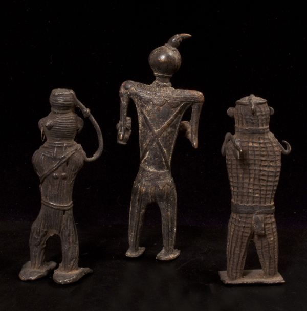 Kondh figures, back