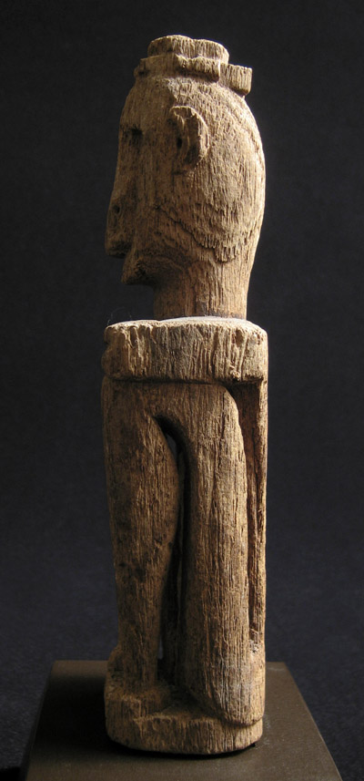 Indonesian Tribal Art - Ancestor figure, Leti Islands ...