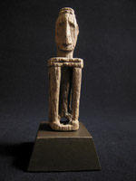 Indonesian Tribal Art - Ancestor figure, Leti Islands, Southeast Moluccas, Indonesia
