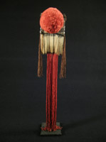 Asian Tribal Art - Bone hair comb, Vietnam