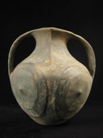 Asian Tribal Art - Amphora, Han dynasty, China