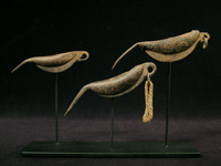 Asian Tribal Art - Net knives, China