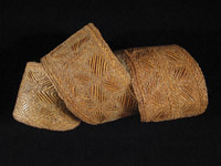 Oceanic Art - Woven fiber belt, Southern Highlands, Papua New Guinea