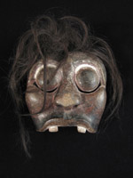 Indonesian Tribal Art - Mask, Bali or Lombok