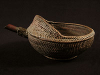 Asian Tribal Art - Wine pouring vessel, Miao, China